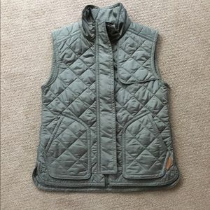 Coach Quilted Vest